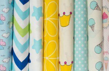 Ткани для пошива детской одежды